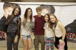 Justin Bieber realiza sonho de fãs